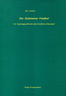 Cover Der Golzheimer Friedhof