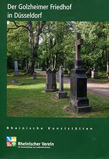 Cover Der Golzheimer Friedhof in Düsseldorf