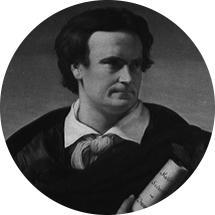 Portrait Karl Immermann