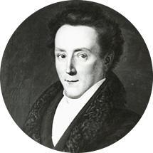 Portrait Joseph von Fuchsius